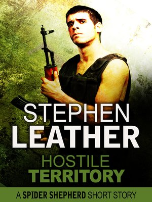 cover image of Hostile Territory (A Spider Shepherd Short Story)